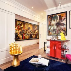 Hotel Pulitzer Amsterdam 5* Президентский люкс с различными типами кроватей фото 7