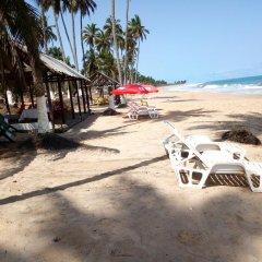 Отель Brenu Beach Lodge пляж