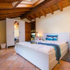 Отель Casa Cima Порлецца комната для гостей фото 5