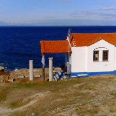 Апартаменты Anthos Apartments пляж