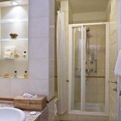 Отель Mamaison Residence Izabella Budapest 4* Люкс с различными типами кроватей фото 4