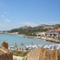 Sunshine Pearl Hotel пляж