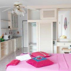 Апартаменты View Talay 1B Apartments Улучшенные апартаменты с различными типами кроватей фото 43
