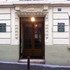 Отель Hipotel Paris Sacre Coeur Olympiades вид на фасад фото 5