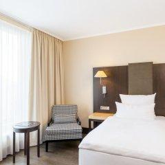 Отель NH Collection Berlin Mitte Am Checkpoint Charlie 4* Стандартный номер с разными типами кроватей фото 24