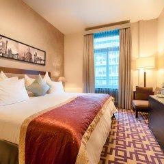 ALDEN Suite Hotel Splügenschloss Zurich 5* Полулюкс с различными типами кроватей фото 2