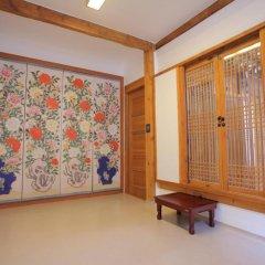 Отель Bukchon Yujung Апартаменты с различными типами кроватей фото 4