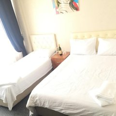 Shabby Apart Hotel Hostel Номер категории Эконом с различными типами кроватей