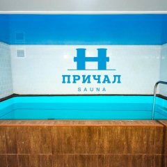 Хостел Причал бассейн