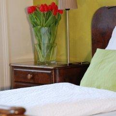 Отель The Bed and Breakfast 3* Стандартный номер с двуспальной кроватью (общая ванная комната) фото 26