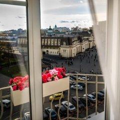 Гостиница Павелецкая АЭРО в Москве - забронировать гостиницу Павелецкая АЭРО, цены и фото номеров Москва балкон