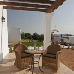 Отель Es Trull de Can Palau Люкс с различными типами кроватей фото 3