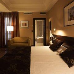 Отель Cortezo Испания, Мадрид - 13 отзывов об отеле, цены и фото номеров - забронировать отель Cortezo онлайн комната для гостей фото 5