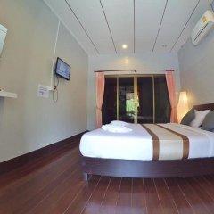 Отель Marina Hut Guest House - Klong Nin Beach 2* Стандартный номер с различными типами кроватей фото 24