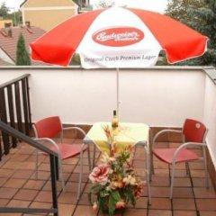 Отель U Hvezdy Чехия, Прага - 1 отзыв об отеле, цены и фото номеров - забронировать отель U Hvezdy онлайн балкон