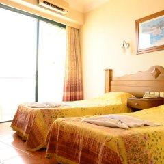 Отель CLASS BEACH MARMARİS 3* Стандартный семейный номер с двуспальной кроватью фото 9