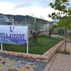 Отель Villa August Ksamil Албания, Ксамил - отзывы, цены и фото номеров - забронировать отель Villa August Ksamil онлайн парковка