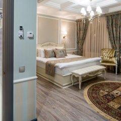 Aster Hotel Group 3* Номер Делюкс с различными типами кроватей фото 4