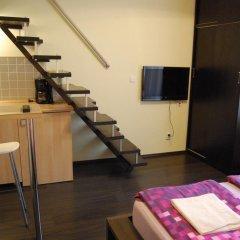 Boomerang Hostel and Apartments Апартаменты с различными типами кроватей