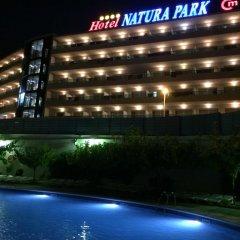 Hotel Natura Park вид на фасад