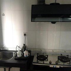 Апартаменты Shenzhen Grace Apartment Апартаменты с различными типами кроватей фото 4