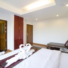 Отель Korbua House 3* Номер Делюкс с различными типами кроватей фото 3