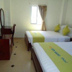 Golden Lotus Hotel Sen Vang 2* Улучшенный номер фото 4