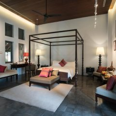 Отель Sofitel Luang Prabang 5* Люкс с различными типами кроватей фото 3