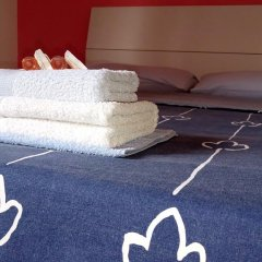 Отель B&B Stop Over Blq Стандартный номер разные типы кроватей