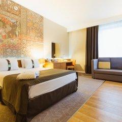 Гостиница Holiday Inn Moscow Tagansky (бывший Симоновский) 4* Представительский номер с различными типами кроватей фото 3