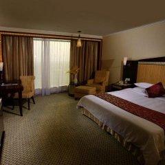 Gehao Holiday Hotel 4* Номер Делюкс с разными типами кроватей