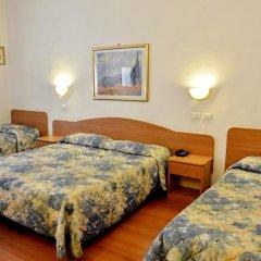 Tirreno Hotel 3* Стандартный номер с различными типами кроватей фото 15