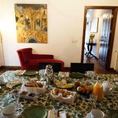Отель Quinta De Tourais Ламего питание