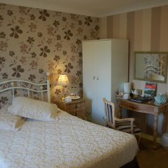 Albright Hussey Manor Hotel удобства в номере