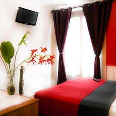 Отель Hôtel Audran 2* Стандартный номер с различными типами кроватей фото 2