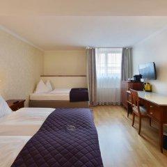 Hotel Am Schubertring 4* Улучшенный номер с различными типами кроватей фото 5