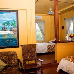 Отель Maya Vista Гондурас, Тела - отзывы, цены и фото номеров - забронировать отель Maya Vista онлайн комната для гостей фото 3