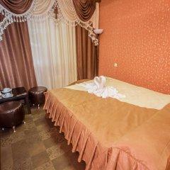 Мини-отель ФАБ 2* Люкс двуспальная кровать фото 12