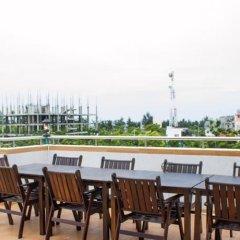 Отель Beverly Park Inn Мале балкон