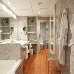 Отель Santemar Испания, Сантандер - 2 отзыва об отеле, цены и фото номеров - забронировать отель Santemar онлайн ванная фото 2