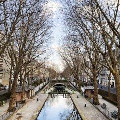 Отель Ibis Paris Pantin Eglise бассейн