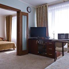 Гостиница Черное Море на Ришельевской 4* Люкс с различными типами кроватей фото 5