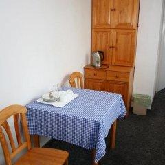 Отель SCSK Brzeźno 2* Стандартный номер с различными типами кроватей фото 10