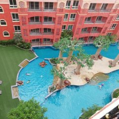 Отель Lovely Condo Паттайя бассейн