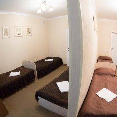 Гостиница Солнечная Стандартный номер с разными типами кроватей фото 34