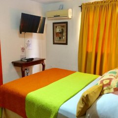 Hotel Casa La Cumbre Сан-Педро-Сула комната для гостей фото 5