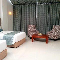 Отель Club Waskaduwa Beach Resort & Spa 4* Улучшенный номер с различными типами кроватей фото 7