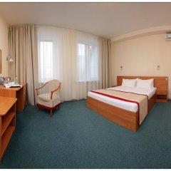 Гостиница Колибри Улучшенный номер с двуспальной кроватью фото 11