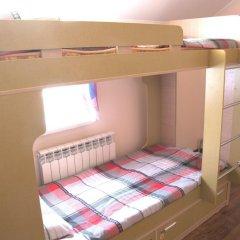 Гостиница Almaty Backpackers Кровать в общем номере с двухъярусной кроватью фото 2