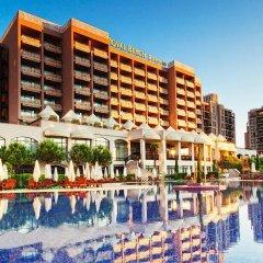 Отель Bulgarienhus Royal Beach Apartments Болгария, Солнечный берег - отзывы, цены и фото номеров - забронировать отель Bulgarienhus Royal Beach Apartments онлайн бассейн фото 3